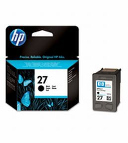 BLEKK HP C8727AE NO27 10ML SORT