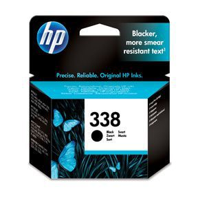 BLEKK HP NO338 SORT(11ML)