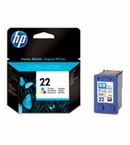 BLEKK HP C9352AE NO22 SMALL 3-COLOUR