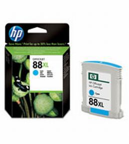 BLEKK HP NO88 OFFICEJET PRO K550 LARGE CYAN