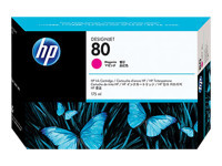 BLEKK HP NO80 MAGENTA INK CARTRIDGE, 175