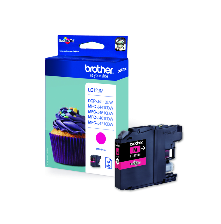 BLEKK BROTHER LC123M MAGENTA 600 SIDER