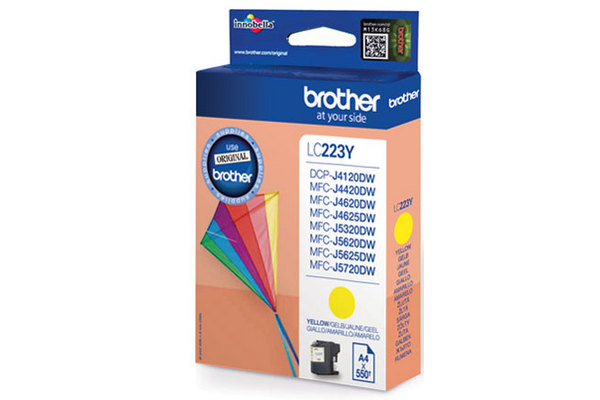 BLEKK BROTHER LC223Y