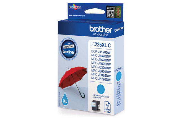 BLEKK BROTHER LC225XLC