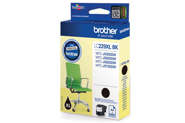 BLEKK BROTHER LC229XLBK