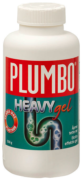 PLUMBO HEAVY GEL 550G