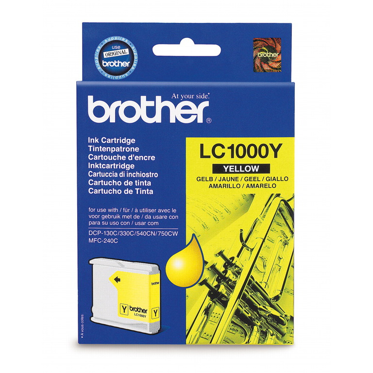 BLEKK BROTHER LC1100Y