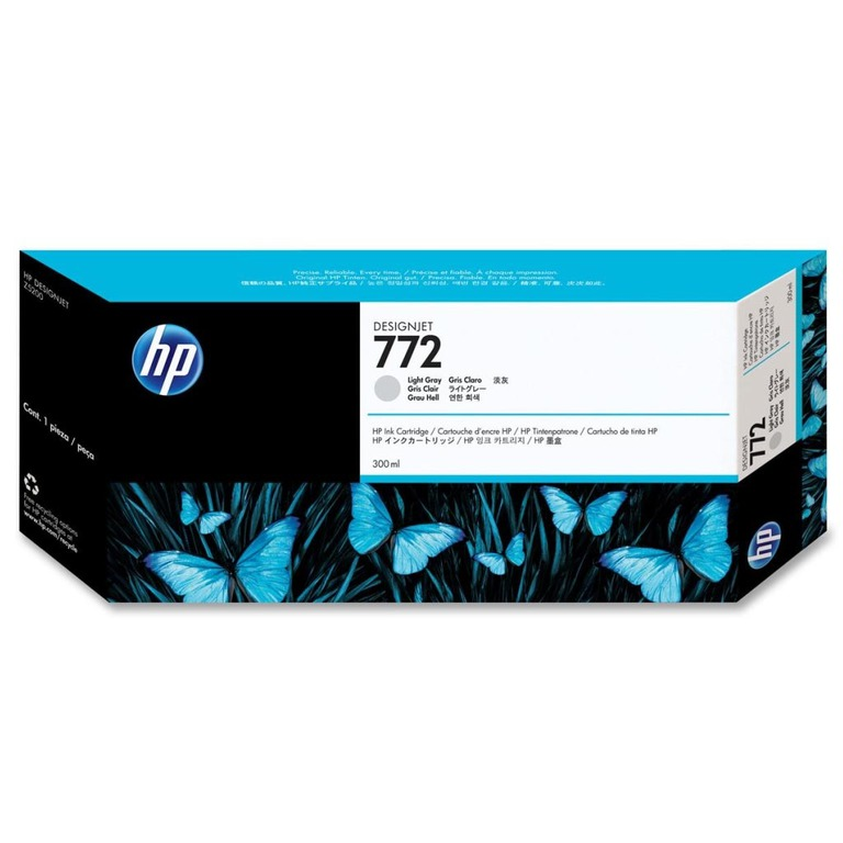BLEKK HP NO772 LIGH GRAY INK CARTRIDGE,