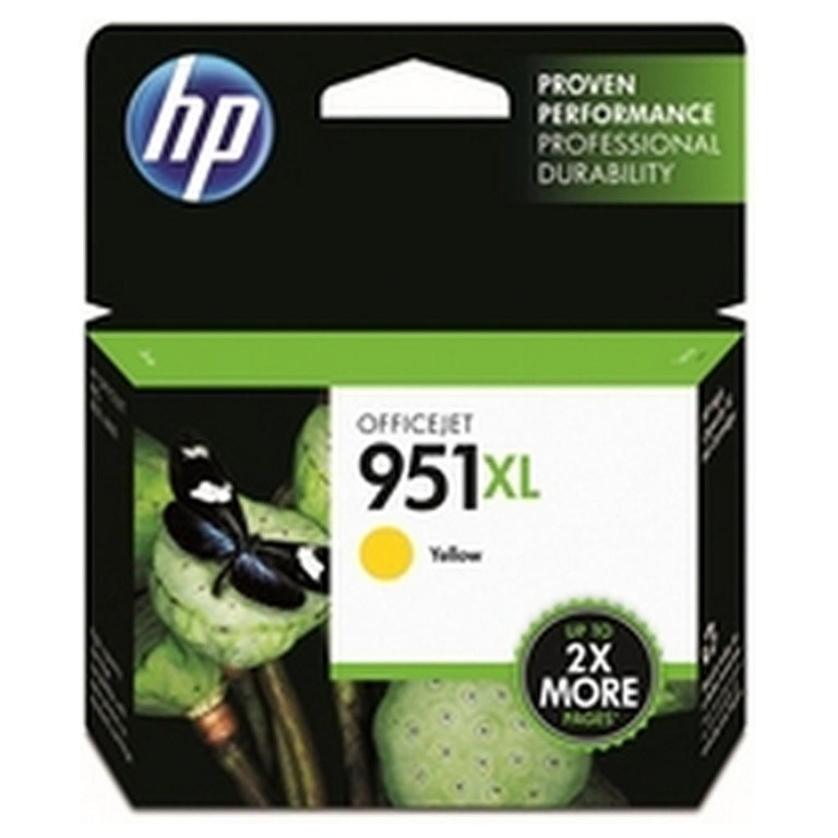 BLEKK HP NO951XL GUL OFFICEJET INK CARTR