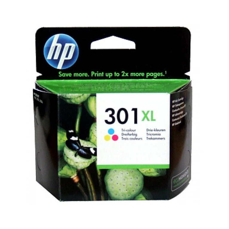 BLEKK HP NO301 XL COLOR INK CARTRIDGE, B