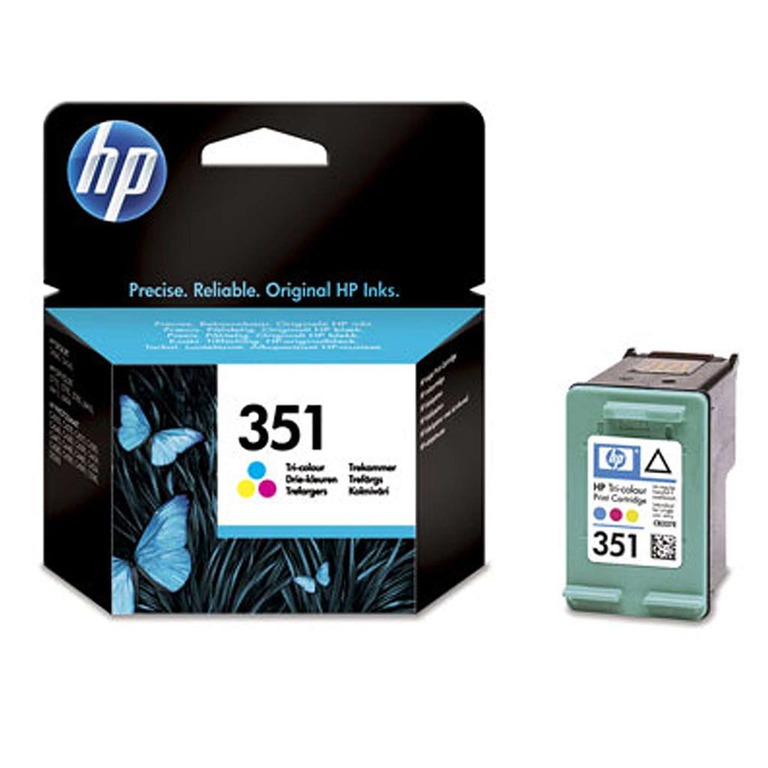 BLEKK HP NO351 COLOR INK CARTRIDGE, BLIS