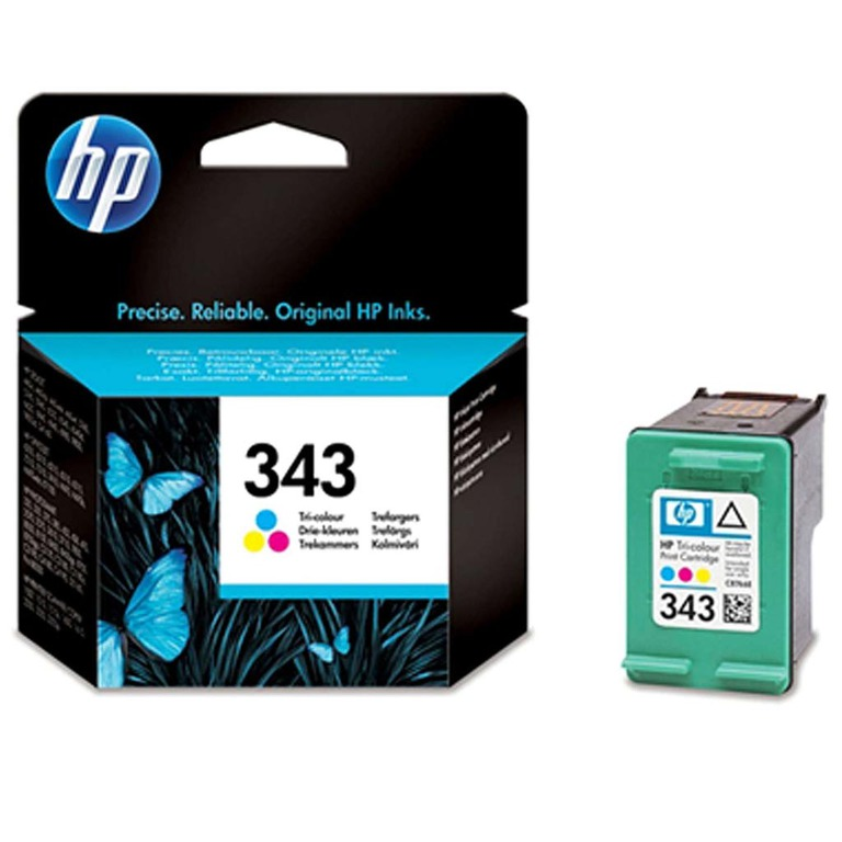 BLEKK HP NO343 COLOR INK CARTRIDGE, BLIS
