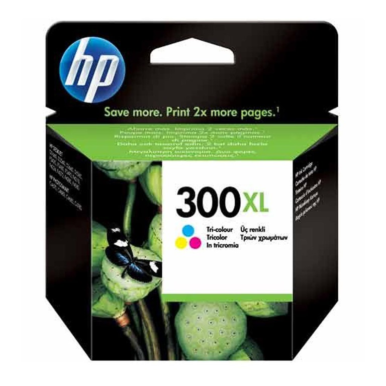 BLEKK HP NO300 XL TRI-COLOUR INK CARTRID