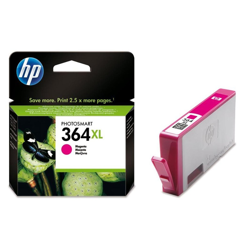 BLEKK HP NO364 XL MAGENTA INK CARTRIDGE,