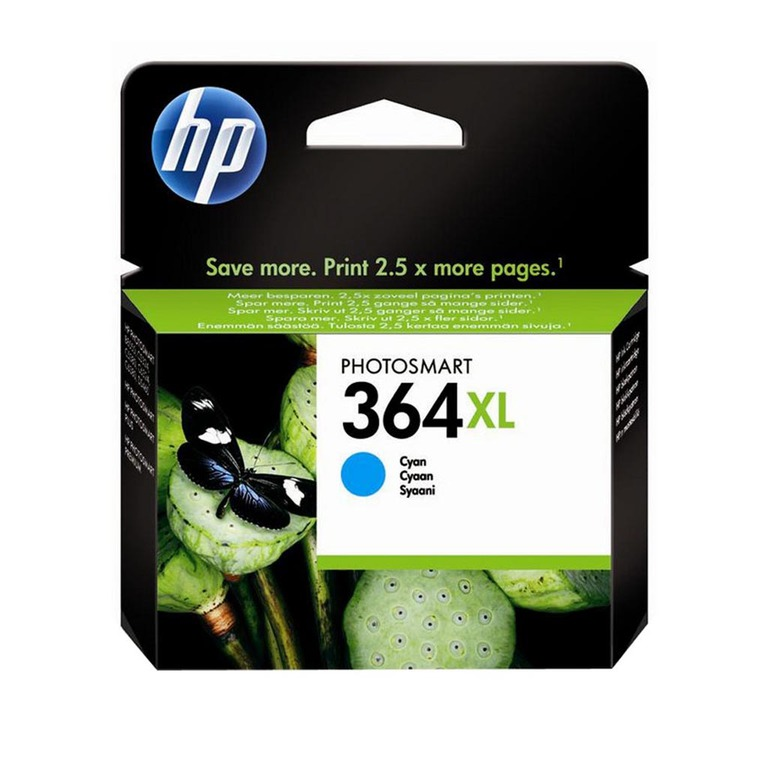 BLEKK HP NO364 XL CYAN INK CARTRIDGE, BL