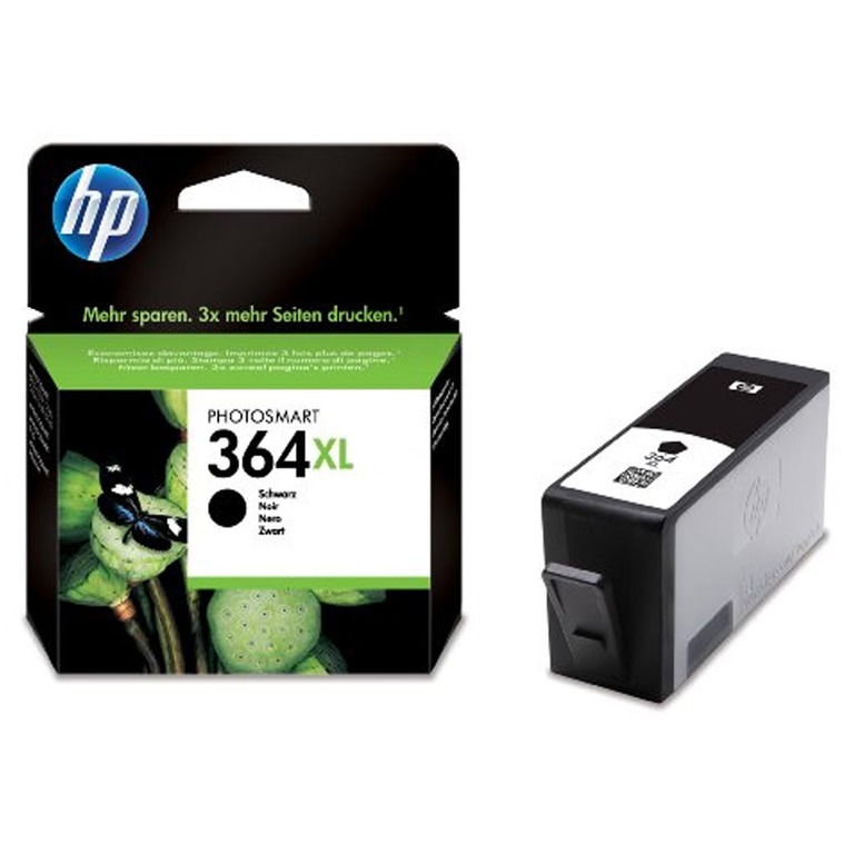 BLEKK HP NO364 XL PHOTO SORT INK CARTRID