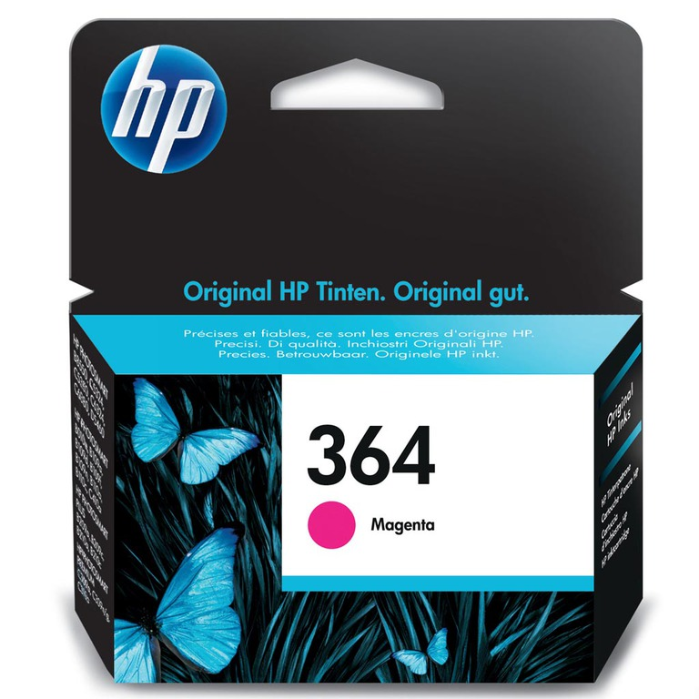 BLEKK HP NO364 MAGENTA INK CARTRIDGE, BL