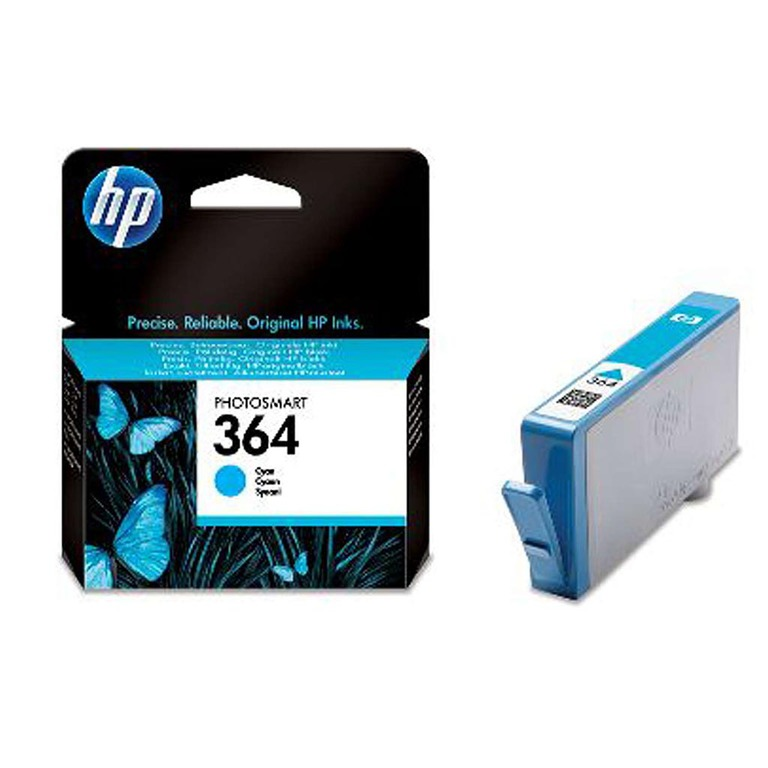 BLEKK HP NO364 CYAN INK CARTRIDGE, BLIST