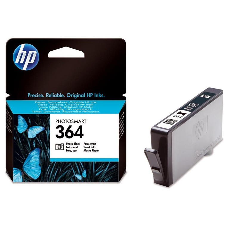 BLEKK HP NO364 PHOTO SORT INK CARTRIDGE,