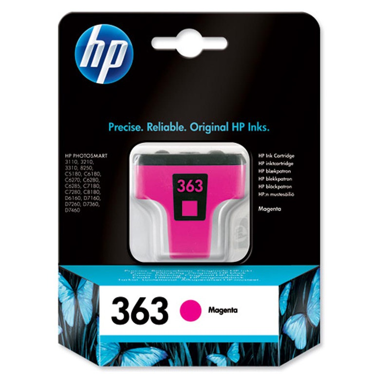 BLEKK HP NO363 MAGENTA INK CARTRIDGE, BL