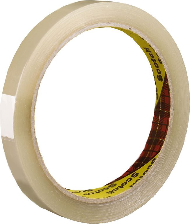 PAKKETAPE SCOTCH 6890 KLAR 12MMX66M