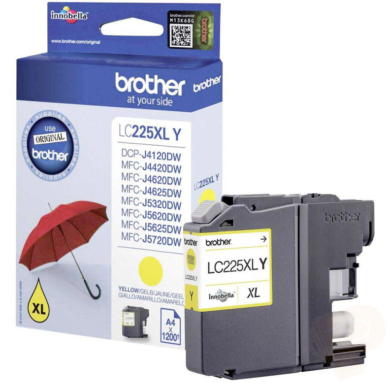BLEKK BROTHER LC225XLY