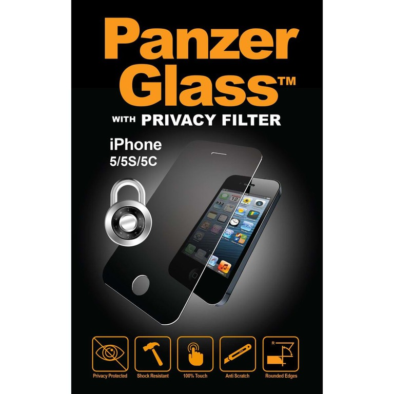 PANZERGLASS IPHONE 5 SE PRIVACY
