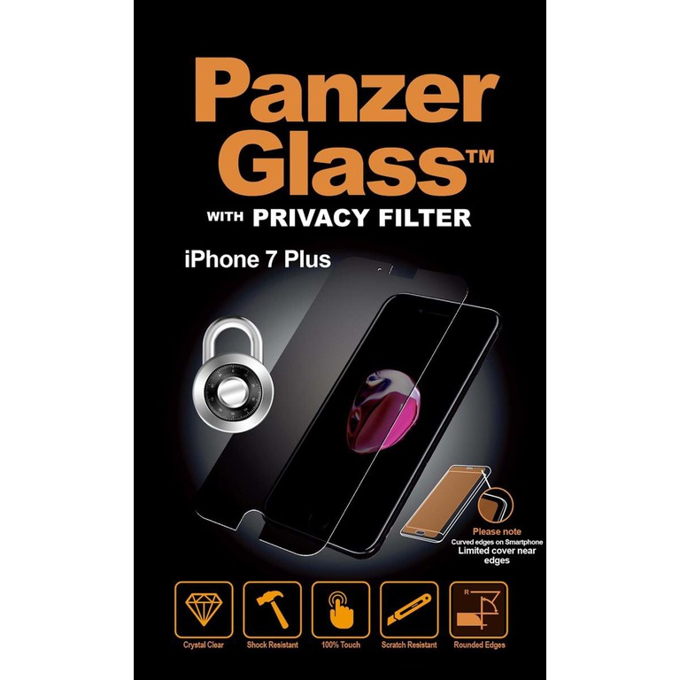 PANZERGLASS IPHONE 6+ 6S+ 7+ 8+ PRIVACY