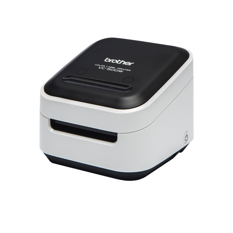 BROTHER VC500W COLOR LABEL PRINTER