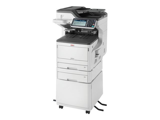 OKI MC873DNCT - COLOR A3 MFP