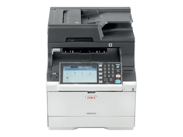 OKI MC573DN-EURO PRINTER