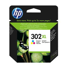 BLEKK HP NO302 XL COLOR INK CARTRIDGE
