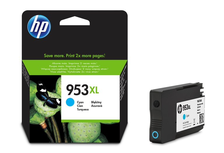 BLEKK HP NO953XL CYAN INK CARTRIDGE