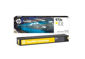 BLEKK HP NO973X PAGEWIDE YELLOW