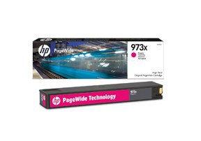 BLEKK HP NO973X PAGEWIDE MAGENTA