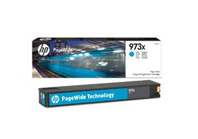 BLEKK HP NO973X PAGEWIDE CYAN