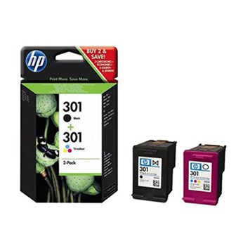 BLEKK HP NO301 BLACK COLOR INK