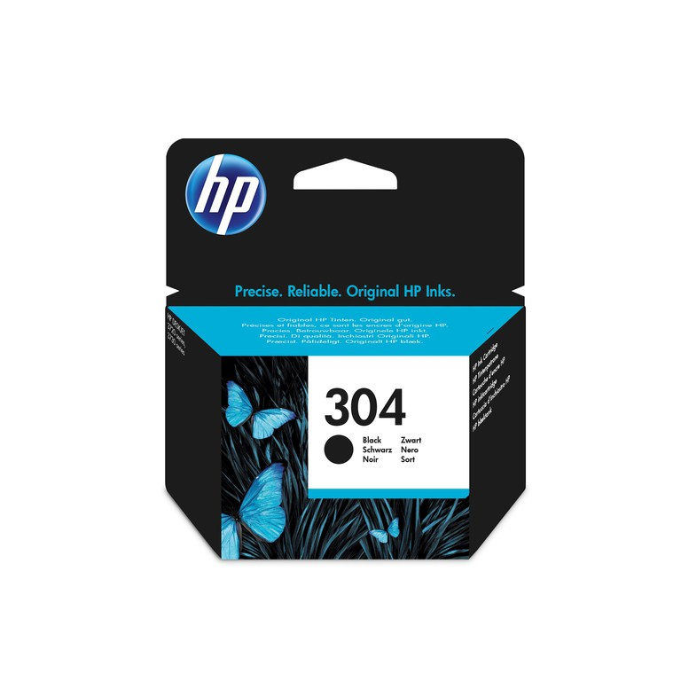 BLEKK HP NO304 BLACK INK CARTRIDGE
