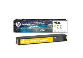 BLEKK HP NO913A PAGEWIDE YELLOW