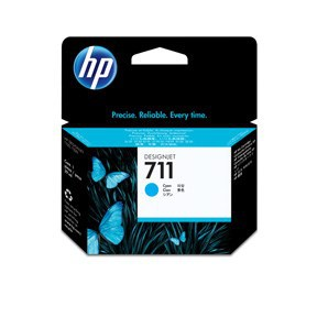 BLEKK HP NO711 CYAN  29 ML