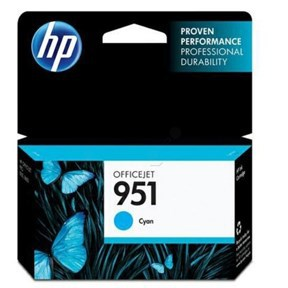 BLEKK HP NO951 CYAN INK CARTRIDGE
