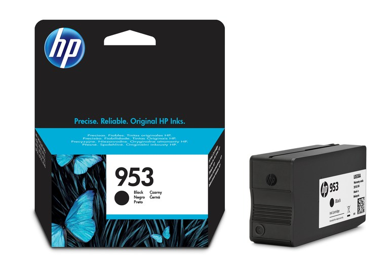 BLEKK HP NO953 BLACK INK CARTRIDGE
