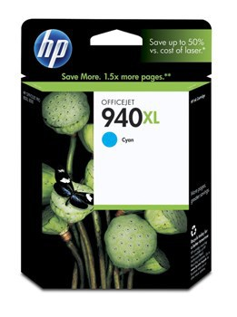 BLEKK HP NO940 XL CYAN INK