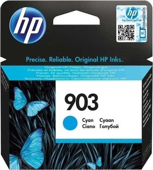 BLEKK HP NO903 CYAN INK CARTRIDGE