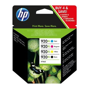 BLEKK HP NO920 XL CMYK COMBO PACK