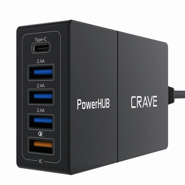 CRAVE POWERHUB